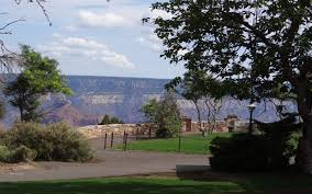 El Tovar Dining Room by Grand Canyon In The Morning
