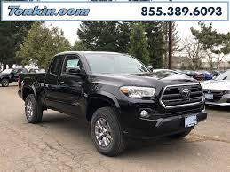 100 Toyota Truck Bumpers New 2019 Tacoma SR5 4D Access Cab In Portland T229106 Ron
