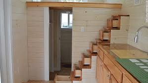 Tiny House Stairs With Storage Tumbleweed Interior