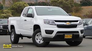 New 2019 Chevrolet Colorado 2WD Work Truck Extended Cab Pickup In ...
