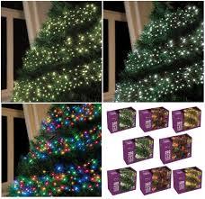 Christmas Tree 6ft Ebay by Cluster Christmas Lights Christmas Lights Decoration