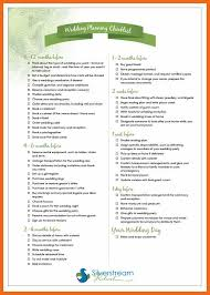 Wedding Planning Checklist Printable Printable1 5