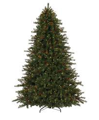 6ft Slim Christmas Tree With Lights by Michigan Pine Artificial Christmas Tree Tree Classics