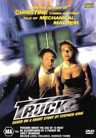 Trucks (1997) - MovieMeter.nl Stephen Kings Maximum Ordrive Blares Onto Bluray This Halloween Streamin King Cocainefueled All 58 Movie And Tv Series Adaptations Ranked Trucks Film Alchetron The Free Social Encyclopedia Store 10 Best Trucker Movies Of All Time Clip Praises Only Otto 2016 Imdb White 9000 From On The Workbench Big Rigs In 1986 Balloons Are Seen Usa Hrorpedia Pet Sematary 2019