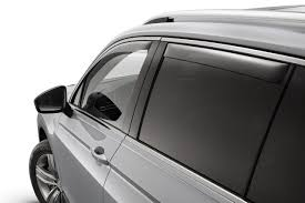 2018-2019 VW Tiguan Rain Guards - Free Shipping   VW Accessories Shop How To Install Rain Guards Inchannel And Stickon Weathertech Side Window Deflectors In Stock Avs Color Match Low Profile Oem Style Visors Cc Car Worx Visor For 20151617 Toyota Camry Wv Amazoncom Black Horse 140660 Smoke Guard 4 Pack Automotive Lund Intertional Products Ventvisors And 2014 Jeep Patriot Cars Sun Wind Deflector For Subaru Outback Tapeon Outsidemount Shades Front Door Best Of Where To Find Vent 2015 2016 2017 Set Of 4pcs 1418 Silverado Sierra Crew Cab Shade