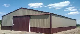 Pole Barns & Pole Buildings – All Specialty Buildings Inc