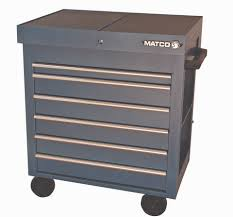 Matco Tools MSC12 Service Cart In Tool Carts