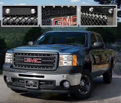2007-13 GMC Sierra Full Size Pickup E-Power Heavy Mesh Style Grille ... Gmc Pocket Style Fender Flare Set Of 4 Oe Matte Black 97402 2016 Sierra Adds Features To Make Trailering Easier Autoguide 200713 Full Size Pickup Epower Heavy Mesh Grille 2015 Denali 2500 Diesel Custom Build Automotive 1500 Upper Class Main 2 Pc Overlay Polished Status Grill Truck Accsories Sle Z71 4wd 4x4 Extended Cab Rearview Back Up Gm In Regina Buick Chev Cadillac 946 Customs At Watrous Maline Motor Products Limited Photo Gallery Xtreme Vehicles Undcover Sc205p Swing Case Storage Box Walmartcom