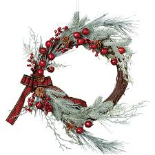 Hayneedle Flocked Christmas Trees by Christmas Trees And Trim Holiday Home Hayneedle