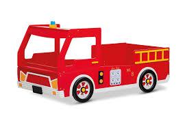 100 Fire Truck Red Freddy Engine