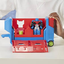 100 Rescue Bots Fire Truck Details About Playskool Heroes Transformers Academy Flip Racers Optimus Prime