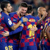 Barcelona vs. Real Valladolid - Football Match Report - October 29 ...