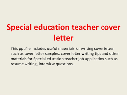 cover letter for special education teacher assistant Mayotte