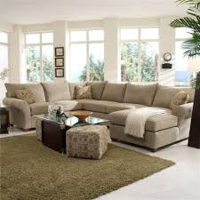 living room grey sectional sofa with chaise lounge left right