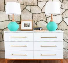 Tarva 6 Drawer Dresser by 4 Chic Ikea Hacks To Help You Stretch Your Dollar Dolly Blog