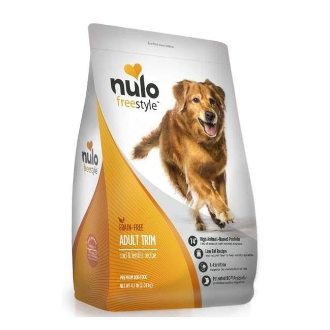 Nulo Freestyle Adult Trim Grain-Free Dry Dog Food