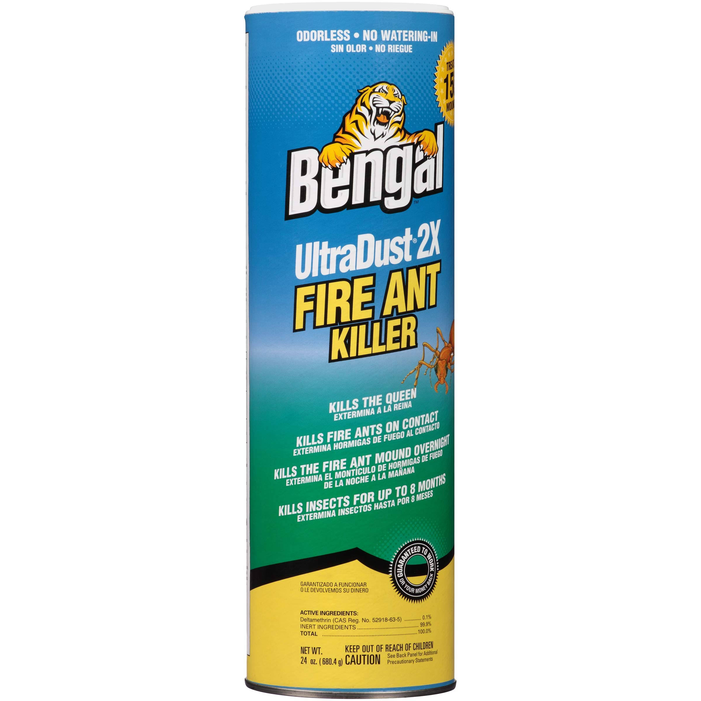 Bengal Chemical Ultradust Fire Ant Killer - 24oz