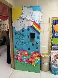 149 best images about classroom door decorations on rainbow door