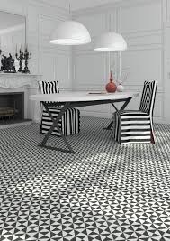 White 12x12 Vinyl Floor Tile by Resblack Vinyl Tile Flooring Black And White Floor Decorating
