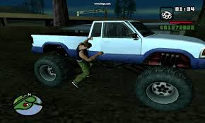 GTA San Andreas-How To Find A Monster Truck - YouTube Grand Theft Auto San Andreas Review Gamesradar Subaru Legacy 1992 Monster Truck Gta Ford F350 Super Duty For Burrito Monster Sound New Handling Gta5modscom Nissan Skyline R32 4 Door Stretch Blue Thunder E250 By Pumbars Egoretz Gta Mods Maximum Destruction Infernus