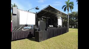 South Florida Sound Mobile Stage Truck - YouTube Showtime Fmx Pty Ltd Big Production Services Truck Stage China 4x2 Mobile Performance Vehicle 20 M2 Extendable Dj Ideas Pinterest Trucks House And House Take That Progress Live Tour 2011 A Photo Filerolling Thunder Stage Truck Heavenfest 2016jpg Wikimedia Steel Table Ttc8 Bizchaircom Tasmian Home Facebook Stock Photos Images Alamy 2017 Dakar Rally 3 Nbc Sports