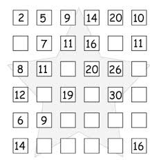 Halloween Brain Teasers Worksheets by Number Pattern Puzzle Brain Teasers Pinterest Number