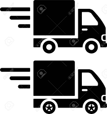 100 Moving Truck Clipart Of Great Free Clipart Silhouette Coloring