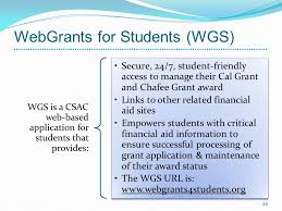 cal grants overview 2013 casfaa csac high counselor