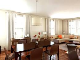 Living Dining Combo Formal Room And Small
