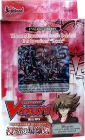 Vanguard Trial Deck 1 by Cardfight Vanguard English Trial Deck Vge Td11 Star Vader Invasion