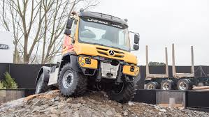 100 Unimog Truck MercedesBenz S NZ Launches At National Fieldays
