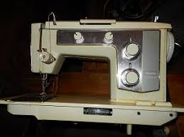 Vintage Kenmore Sewing Machine In Cabinet by Kenmore Cabinet And Machine