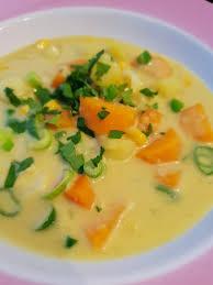 s küche vegane kartoffel karotten cremesuppe mit