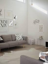 deco inspiración en sofás grises haus deko wohnzimmer
