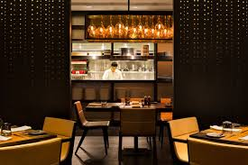 EDG Interior Architecture And Design Serves Up A Sleek Homey Dining Environment For Patrons Visiting The Recently Revamped Flint Grill Bar At JW
