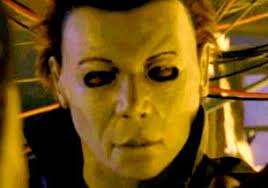 Halloween Resurrection Maske by Brad Loree Interview Michael Myers In Halloween Resurrection
