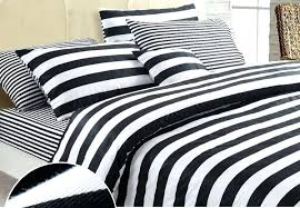 Black White Bedding forters Duvet Covers N forter Sets