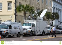 Satellite Trucks In Charleston, South Carolina Editorial Photography ... Sis Live Delivers Sallite Truck To The British Army Svg Europe Strasbourg France Jun 30 2017 Via Storia Tv Media Television Sallite Center Uplink Trucks By Misterpsychopath3001 On Deviantart Broadcast Transmission Services And Equipment Pssi The Best Way To Transmit Data In Really Wired Parked Stock Photos News Broadcast Live Trucks With Antenna Van Parked In Front Of Parliament European Buildi Tv Images Los Angles Truck Metrovision Production Group Llc