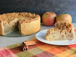 Deepest Dish Apple Pie With Streusel Topping From Smitten Kitchen For When You Love The