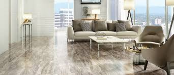 Thanks To Its Sophisticated Appearance Marble Look Tile Flooring Is Perfect For Updating Your Living Room Or Entryway