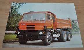 Tatra 815 S3 26 208 Dump Truck Brochure Prospekt Catalog - AUTO BROCHURE