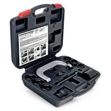 Amazon.com: Powerbuilt 648604 Kit 25 Upper Control Arm Bushing ...