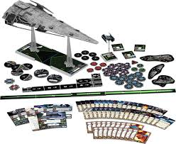 Star Wars X Wing Miniatures Game Imperial Raider Expansion Pack