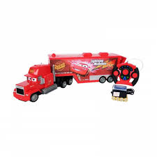 Cari Harga Pixar Car No 95 Mack Racers Truck Lightning Mcqueen Toy ...