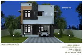 100 New Modern Home Design 1378 Square Feet Double Floor Modern Below 20 Lacs