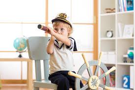 jeux de dans sa chambre badinez le garçon habillé comme des jeux d un capitaine ou de marin