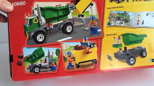 Lego Juniors Garbage Truck 10680 Easy To Build - Unboxing Demo ... Lego City 4432 Garbage Truck In Royal Wootton Bassett Wiltshire City 30313 Polybag Minifigure Gotminifigures Garbage Truck From Conradcom Toy Story 7599 Getaway Matnito Detoyz Shop 2015 Lego 60073 Service Ebay Set 60118 Juniors 7998 Heavy Hauler Double Dump 2007 Youtube Juniors Easy To Built 10680 Aquarius Age Sagl Recycling Online For Toys New Zealand