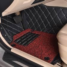 Toyota Avalon Floor Mats Replacement by Custom Car Floor Mats For Toyota Land Cruiser 200 Prado 150 120