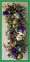 Burlap Mardi Gras Door Decorations by 498 Best Mardi Gras Images On Pinterest Silhouette Cameo