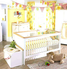 yellow and gray baby nursery baby yellow gray chevron piece